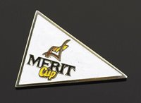Sailing Merit Cup Pin