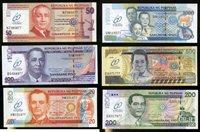 20-1 000 Piso Philippines -60 Jahre Centralbank 2009-