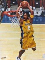 0aa87838525b4 Kobe Bryant Hand Autographed Signed 16x20 #8 Photo 2 Ha