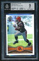 2012 Topps Chrome Refractor rookie #23A Trent Richardson rc BGS 9