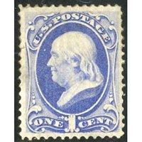 US 134 Bank Notes VF H-OG — Bright Color!