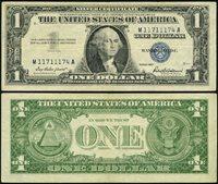 FR. 1619 $1 1957 Silver Certificate M11711174A Fine