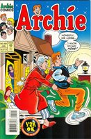 Archie #491 - Archie Comics, January 2000 - Stan Goldberg cover $1.79 VF/NM