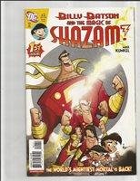 Billy Batson Shazam 1 (2008) MOVIE COMING!!! FREE SHIPPING!!!