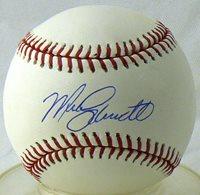 Mike Schmidt Autographed Baseball