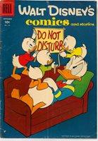 WALT DISNEY'S COMICS #216 VG Condition