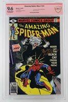 Amazing Spider-Man #194 - CBCS 9.6 NM+ Marvel 1979 - 1st App Black Cat! Signed!