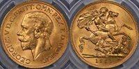 1931 Pretoria Sovereign - PCGS MS64 1931 Pretoria Sovereign