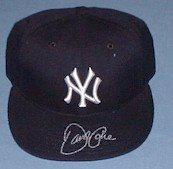 David Cone Autographed Yankees Baseball Cap