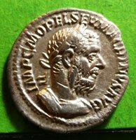 Marco Ofelio MACRINO (217-218 AD) Denario 2,8 grs. Silver