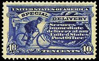 U.S. Special Delivery Stamp E6 Used