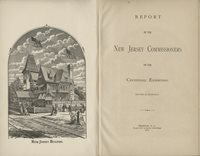 Report of New Jersey Centenial Commissioners on the Centennial E...