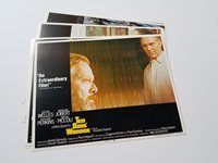 "1972 TEN DAYS OF WONDER Lobby Card Set 11x14"" Orson Welles, Anthony Perkins"