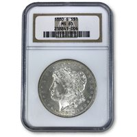 1880 S Morgan Dollar NGC MS65 #1006115