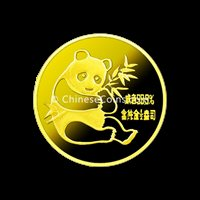 1982 1/2 oz Gold Panda Coin