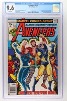 Avengers #173 - Marvel 1978 CGC 9.6 Captain marvel, Korvac and Collector Appeara