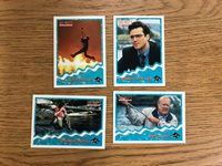 Vintage Lot of 4 1995 Sky Box Free Willy 2 The Adventure Home Trading Cards