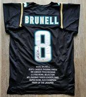 Mark Brunell autographed signed jersey NFL Jacksonville Jaguar PSA or JSA w/ COA