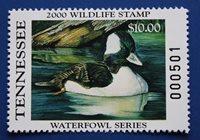 U.S. (TN20) 2000 Tennessee State Duck Stamp (MNH)