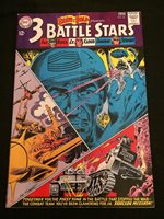 THE BRAVE AND THE BOLD #52 Sgt. Rock VG Condition