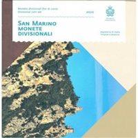 2020 San Marino Standard 8-Coin EURO BU Set