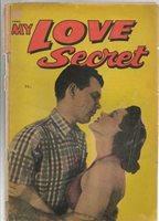 My Love Secret #30 ORIGINAL Vintage 1950 Fox Feature Syndicate Comic Book   Comic Books - Golden Age