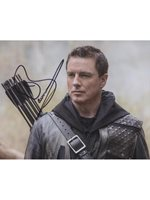 JOHN BARROWMAN as Malcolm Merlyn - Arrow