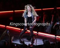 MADONNA LIVE IN CONCERT 8x10 photo