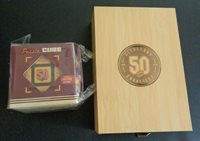CLEVELAND CAVALIERS Basketball SGA Pair Puzzle Cube & Bottle Opener FREE SHIP