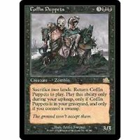 Coffin Puppets x4 Prophecy MtG NM