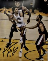 Patrick McCall Signed Autographed 8x10 Photo Golden State Warriors NBA Champs