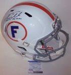 Tim Tebow - Full Size Riddell Speed Football Helmet - Florida Gators - PSA/DNA