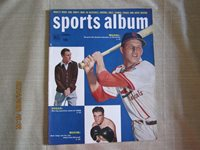 June 1950 Sports Album Stan Musial St. Louis Cardinals em (slight wear)