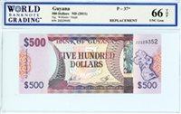37*, 500 Dollars Guyana, ND (2011)
