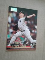 9e1b61a8353 EXTREMELY RARE 1993 Stadium Club 1ST DAY PRODUCTION Steve Howe NY Yankees