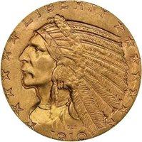 $5 1910 PCGS MS65+ | Legend Rare Coin Auctions, LLC