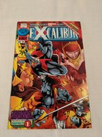 Excalibur #100 August, 1996, Onslaught Impact 1