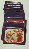 Campbell's collection 1995 card set