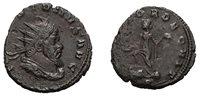 Aureolus, striking in name of Postumus. Antoninianus