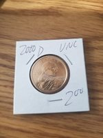 2000-D SACAGAWEA UNCIRCULATED