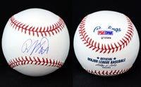 Robin Ventura SIGNED ROMLB Baseball Chicago White Sox PSA/DNA AUTOGRAPHED
