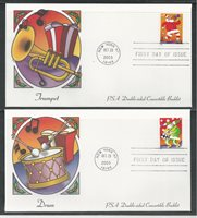 # 3821v-24v MUSICAL INSTRUMENTS '03 Fleetwood FDC Double-Sided Convertible Bklt.