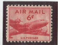 U.S. Stamps Scott #C39 MINT,H,Fine-VF (G8630N)