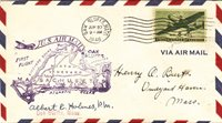 1946, Oak Bluffs to Vineyard Haven, MA, See Remark (26649)