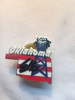 Oklahoma Elks 2004 Pin.