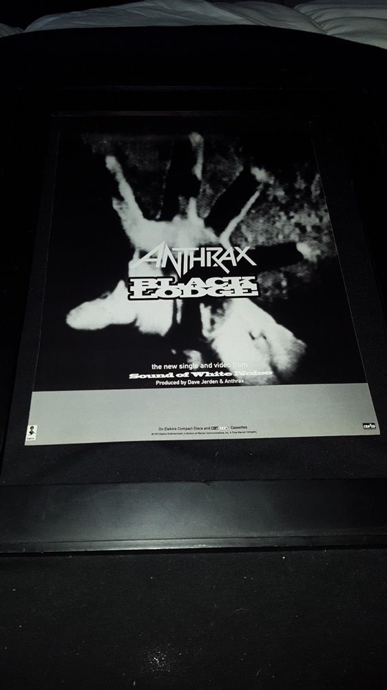 Anthrax black lodge