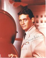 DAVID HEDISON - CAPT. LEE CRANE ( Voyage to the Bottom of the Sea - 1964-68)