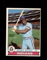 1979 BOBBY BONDS OPC #142 O-PEE-CHEE INDIANS *R5398
