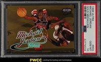 1998 Ultra Gold Medallion Michael Jordan #85G PSA 10 GEM MINT (PWCC)
