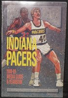 1988-89 Indiana Pacers Media Guide & Yearbook